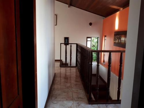 A balcony or terrace at Farol de Itapuã B£B