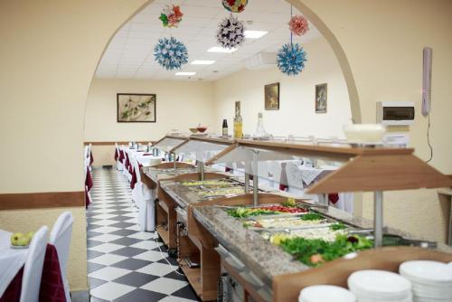 Ресторан / где поесть в Санаторно-курортный комплекс «ДиЛуч»
