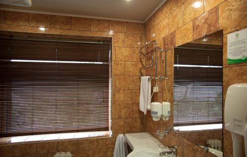 Ванная комната в Парк отель Мечта