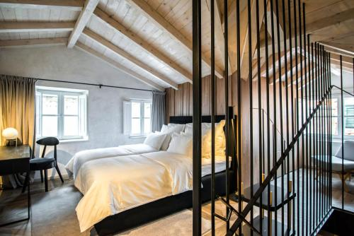 A bed or beds in a room at Villa 5db