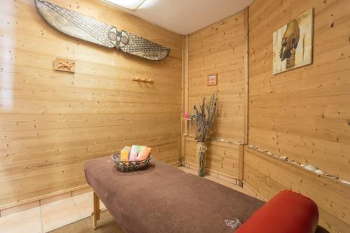 Spa and/or other wellness facilities at Les Bergers S3/4p.
