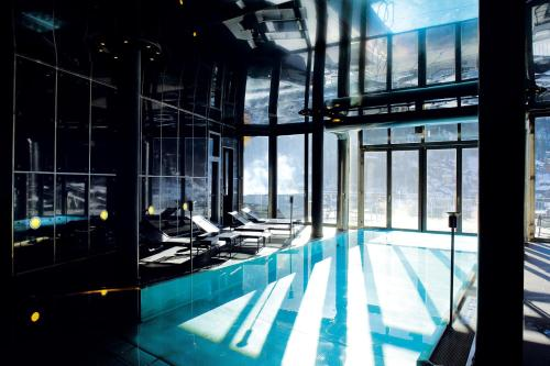 The swimming pool at or near The Omnia