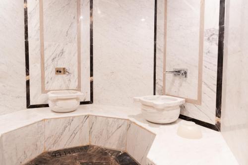 Ванная комната в Отель Долина 960