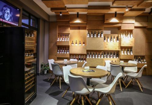 Ресторан / где поесть в Wine Hotel Chisinau