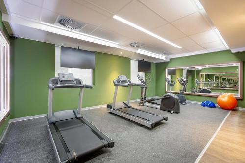 The fitness centre and/or fitness facilities at Holiday Inn - Piura, an IHG Hotel