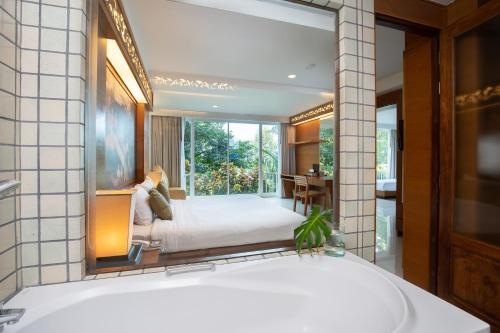 ห้องน้ำของ SYLVAN Koh Chang