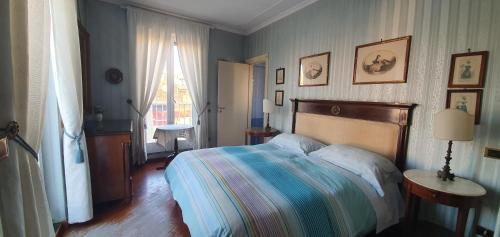 Letto o letti in una camera di B&B La Casa Di Bruno