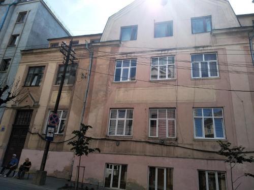 Будівля апартаментів