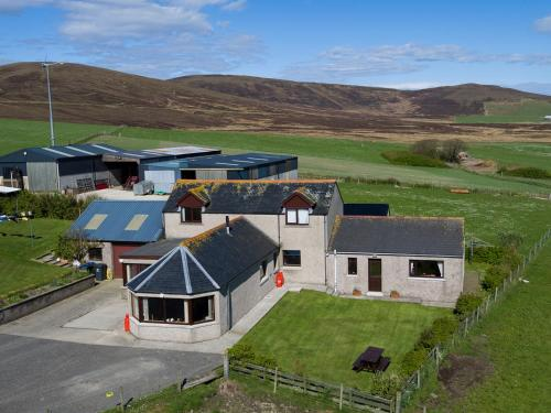 A bird's-eye view of Bachylis Self Catering