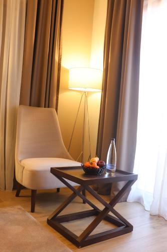 Гостиная зона в Hotel Villa Gracia