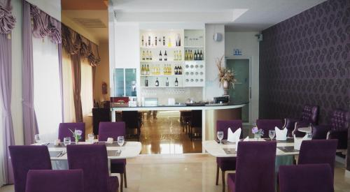 A restaurant or other place to eat at Royal Pavilion Hua Hin