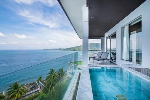 The swimming pool at or near Cape Sienna Gourmet Hotel & Villas - SHA Plus