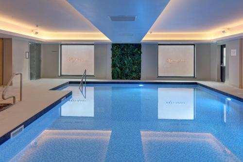 The swimming pool at or close to Hy Hotel Lytham St Annes BW Premier Collection
