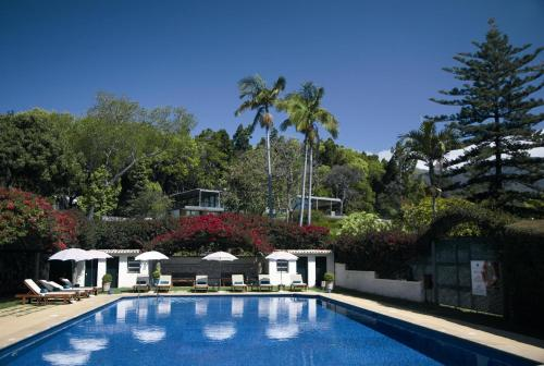 The swimming pool at or near Quinta da Casa Branca