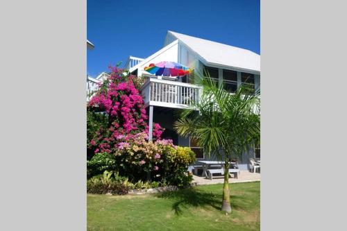 Sealofts Villa overlooking pool & tropical garden 250 ft to beach