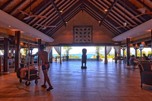 The fitness center and/or fitness facilities at InterContinental Tahiti Resort & Spa, an IHG Hotel