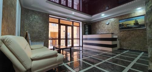 Лобби или стойка регистрации в Отель Авалон