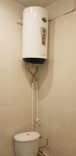 Ванная комната в OMZ Hotel