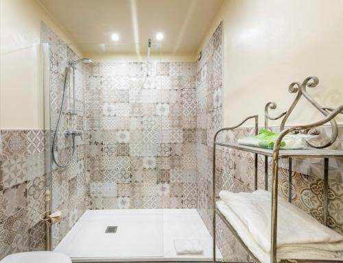Ванная комната в Residence Lenno