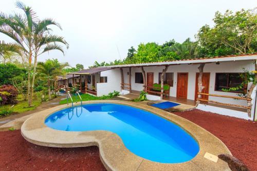Piscina en o cerca de Twin Hotel Galápagos