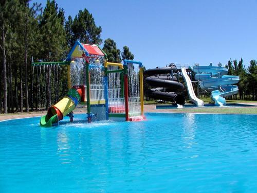Parque acuático en el hotel o alrededores