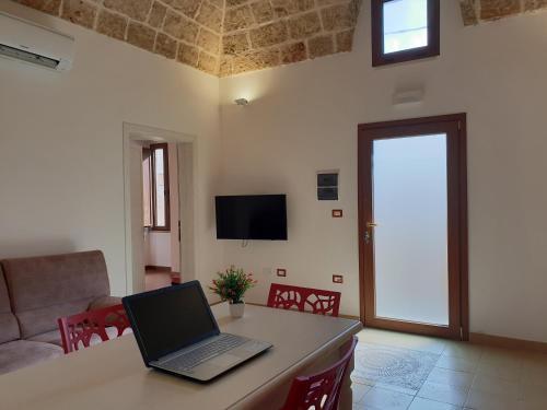 TV o dispositivi per l'intrattenimento presso Palazzo dei Saraceni