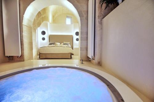 Spa o centro benessere di Anima Pietra Luxury Suite
