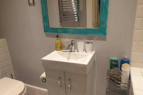 A bathroom at Spacious 2 bed in gated community up to 6 guests