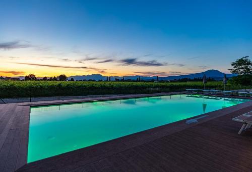 The swimming pool at or near Principe Di Lazise - Wellness Hotel & Spa