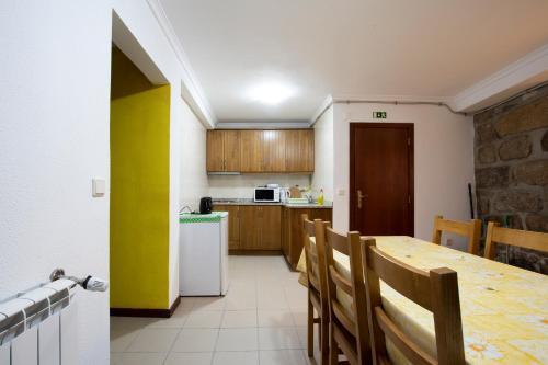 A cozinha ou kitchenette de Casas do Flor