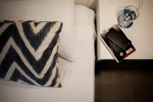 Cama o camas de una habitación en Ibersol Antemare -Adults Only-