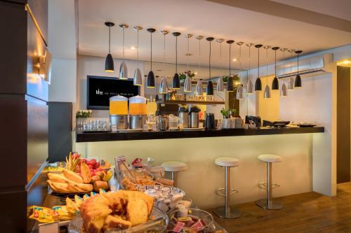 O lounge ou bar de H3 Hotel Paulista