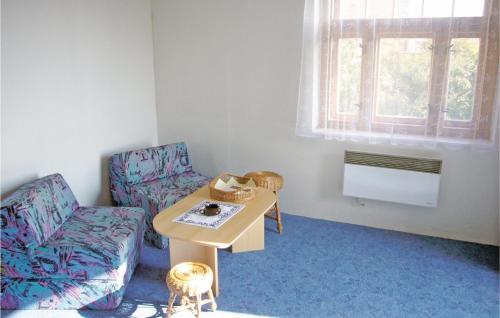 Posezení v ubytování Apartment Svetla pod Jestedem I