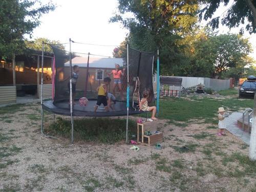 Детская игровая зона в Holiday Park Kolobok