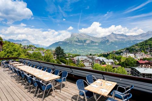 SOWELL HOTELS Mont Blanc et SPA