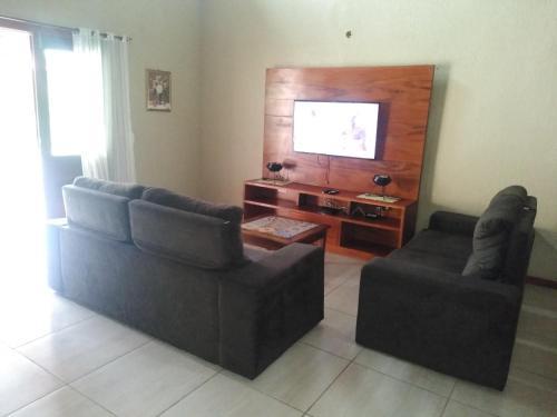A seating area at Casa Pico Alto