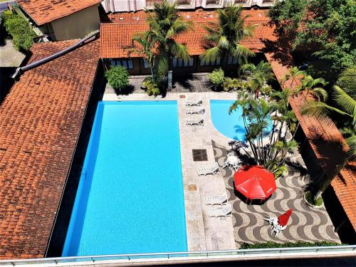A view of the pool at Acrópolis Marina Hotel or nearby