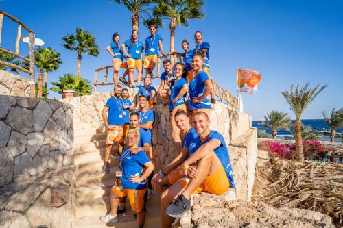 Children staying at Tamra Beach Resort