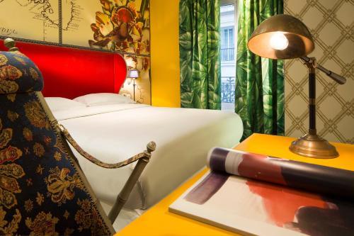 Hotel du Continent Paris, France