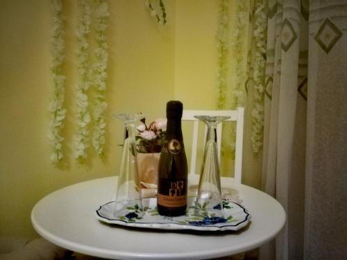 Drinks at Appartamento Josephine
