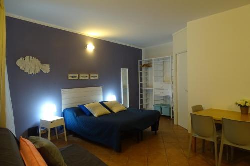 Cama ou camas em um quarto em Sottocoperta