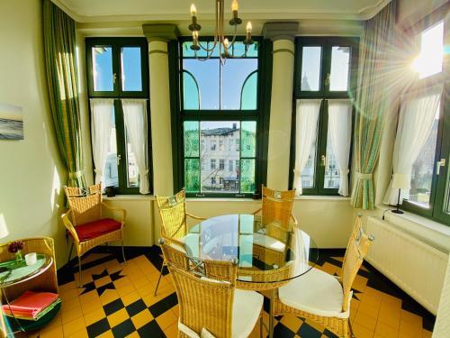 Dreiraumwohnungen - Villa Donatus