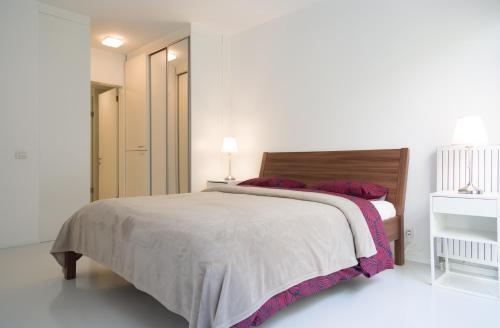 A bed or beds in a room at NOA - Ali Hoca 6