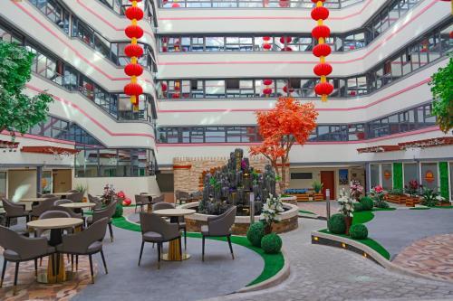 Restaurant o iba pang lugar na makakainan sa 456 Hotel
