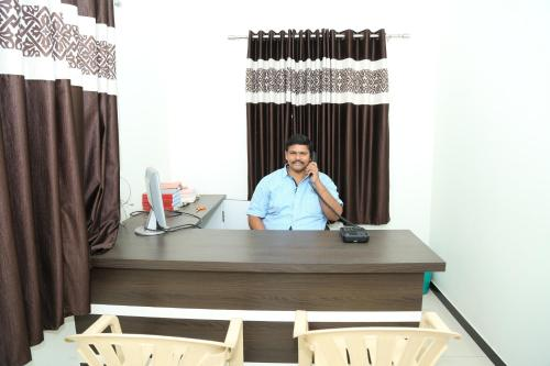 SRI JUPUDY RESIDENCY