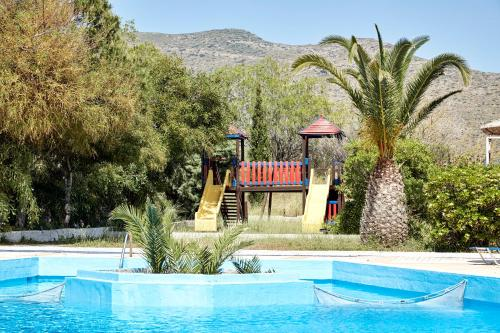 The swimming pool at or near Andros Holiday Hotel