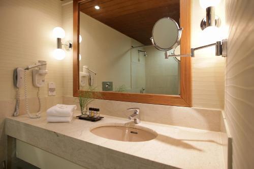 Kupatilo u objektu Porto Carras Sithonia