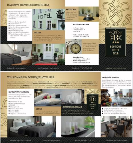 Boutique Hotel Selb