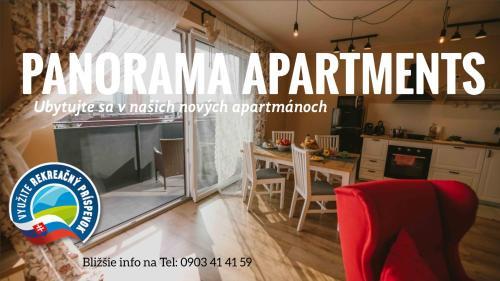 Logo alebo znak apartmánu