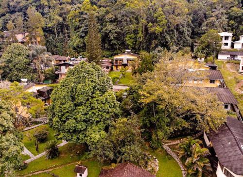 A bird's-eye view of Hotel da Cachoeira